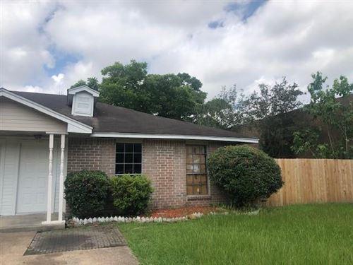 Photo of 11025 Crinkleawn Drive, Houston, TX 77086 (MLS # 27689335)