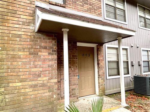 Photo of 1819 Briarcreek Boulevard #1819 D, Houston, TX 77073 (MLS # 14657337)