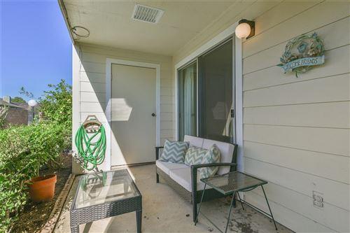 Tiny photo for 14555 Wunderlich Drive #3507, Houston, TX 77069 (MLS # 25950337)