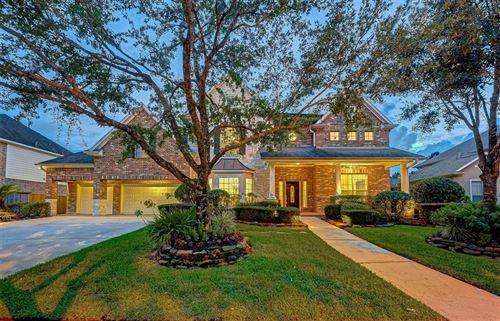 Photo of 14215 Caprock Cove Lane, Humble, TX 77396 (MLS # 98056337)
