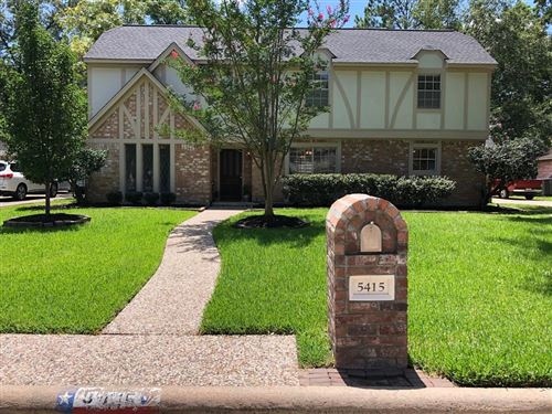 Tiny photo for 5415 Green Springs Drive, Houston, TX 77066 (MLS # 90677338)