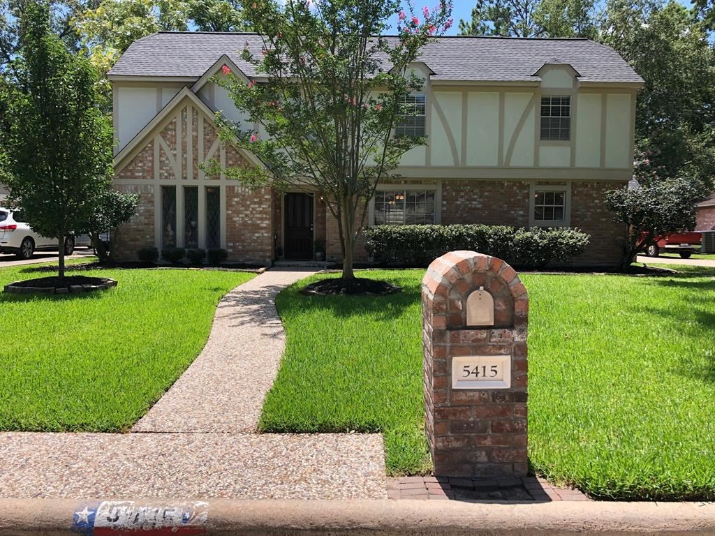 Photo for 5415 Green Springs Drive, Houston, TX 77066 (MLS # 90677338)