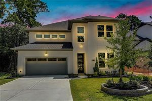 Photo of 16 Clearview Terrace Place, The Woodlands, TX 77375 (MLS # 92466339)