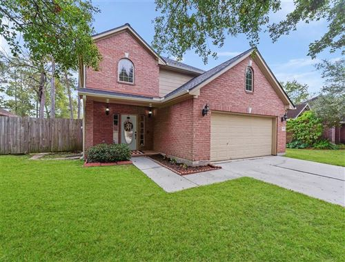 Photo of 19410 Pinewood Bluff Lane, Humble, TX 77346 (MLS # 90288341)
