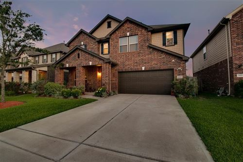 Photo of 24015 Adobe Ridge Lane, Katy, TX 77493 (MLS # 36166342)