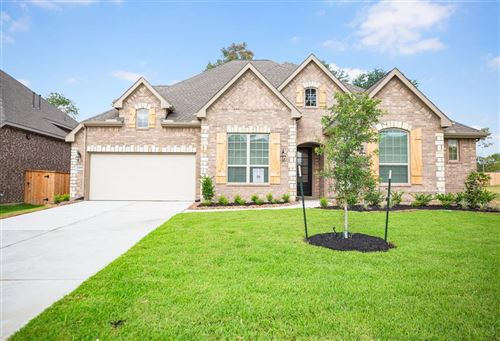 Photo of 23468 Yaupon Hills Drive, New Caney, TX 77357 (MLS # 37053342)