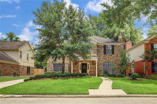 Photo of 3707 Sweetgum Hill Lane, Kingwood, TX 77345 (MLS # 93212344)