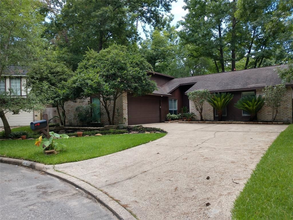 3707 Glade Forest Drive, Houston, TX 77339 - MLS#: 19379344