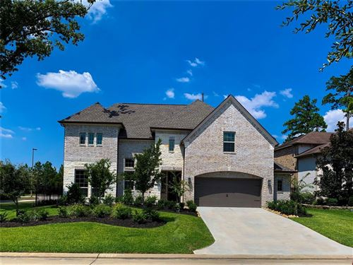 Photo of 147 N ALMONDELL Way, The Woodlands, TX 77354 (MLS # 21370345)