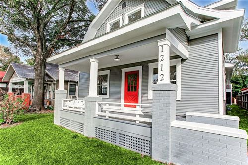 Photo of 1212 Tulane Street, Houston, TX 77008 (MLS # 96323345)