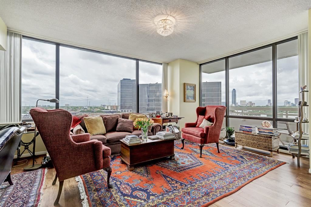 Photo for 14 Greenway Plaza #8Q, Houston, TX 77046 (MLS # 28842350)