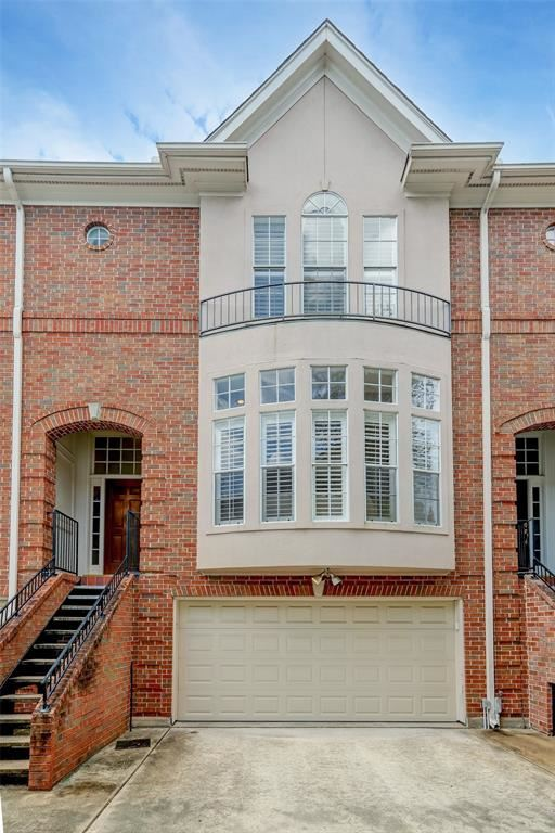 Photo for 2433 Quenby Street #C, Houston, TX 77005 (MLS # 81807350)