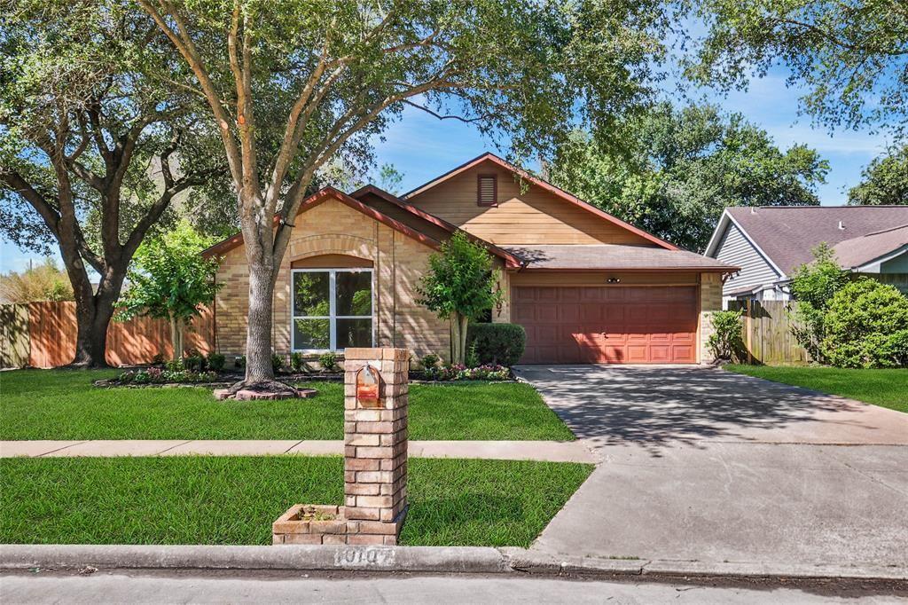 10107 Prospect Hill Drive, Houston, TX 77064 - #: 29019351