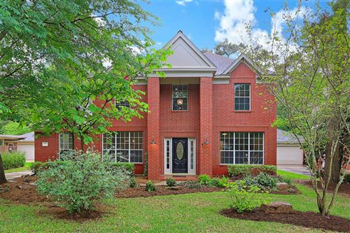 Photo of 91 E Sterling Pond Circle, The Woodlands, TX 77382 (MLS # 15845352)