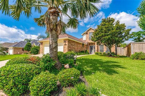 Photo of 3518 Bayou Forest Drive, Shoreacres, TX 77571 (MLS # 82707352)