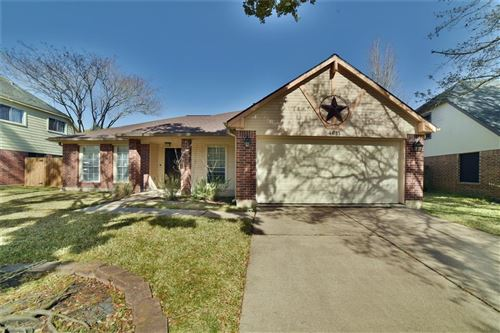 Photo of 4611 Kimball Drive, Pearland, TX 77584 (MLS # 33495353)