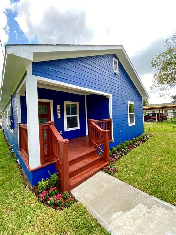 2020 Staples Street, Houston, TX 77026 - #: 16397354