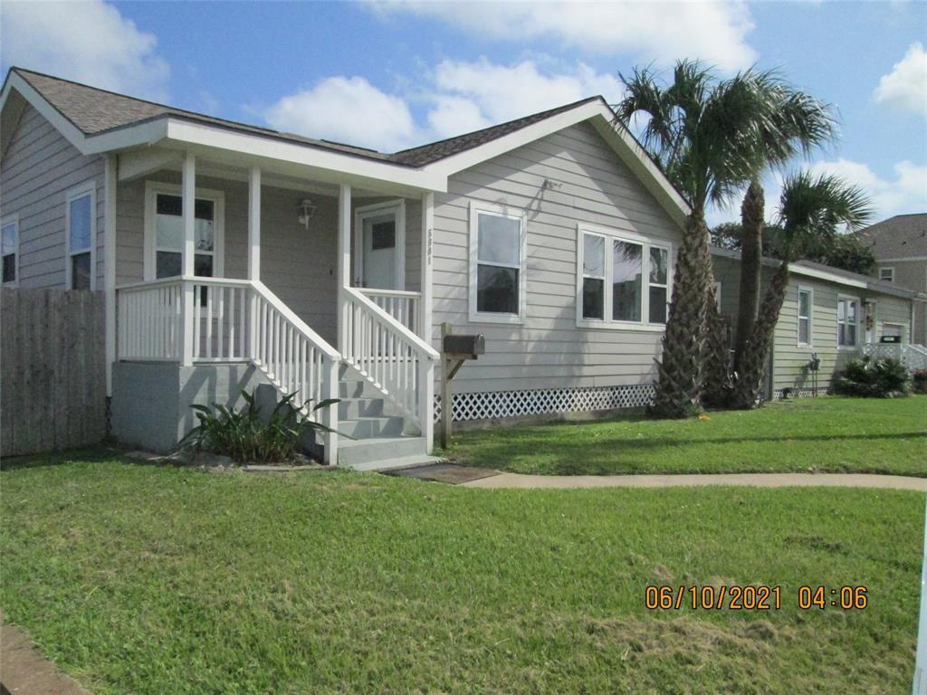 5901 WEBER, Galveston, TX 77551 - MLS#: 6414358