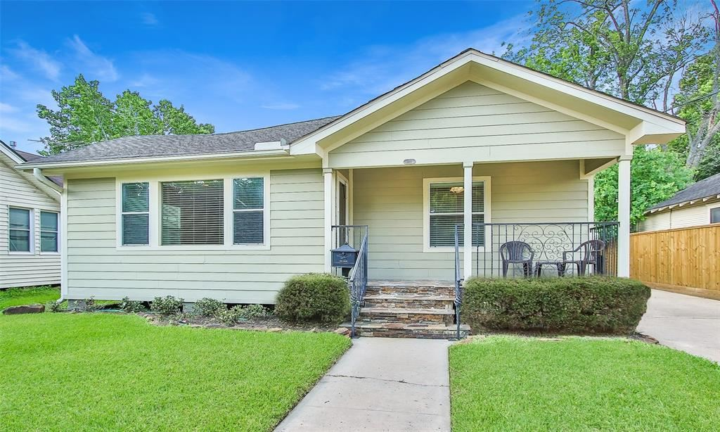 911 W Gardner Street, Houston, TX 77009 - MLS#: 68406358