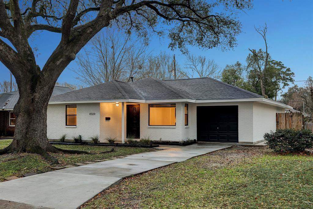4509 De Lange Lane, Houston, TX 77092 - #: 96612359