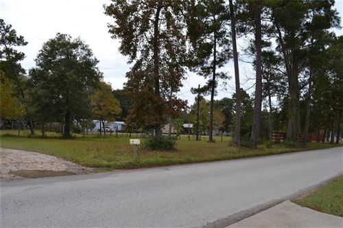 Photo of 18442 Old Houston Rd Road, Conroe, TX 77302 (MLS # 34685361)