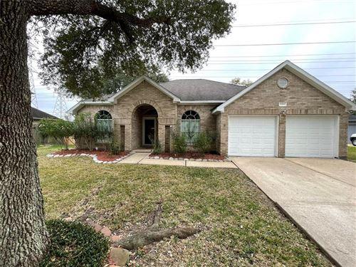Photo of 1355 Coleman Boylan Drive, League City, TX 77573 (MLS # 32183364)