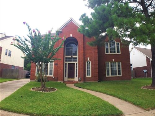 Photo of 7307 Wooded Valley Drive, Houston, TX 77095 (MLS # 42028367)