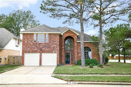 Photo of 7535 Grand Terrace Court, Houston, TX 77095 (MLS # 67145367)