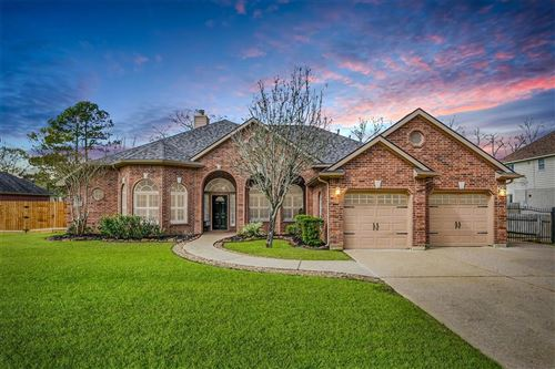 Photo of 607 Douglas Fir Drive, Magnolia, TX 77354 (MLS # 60098371)