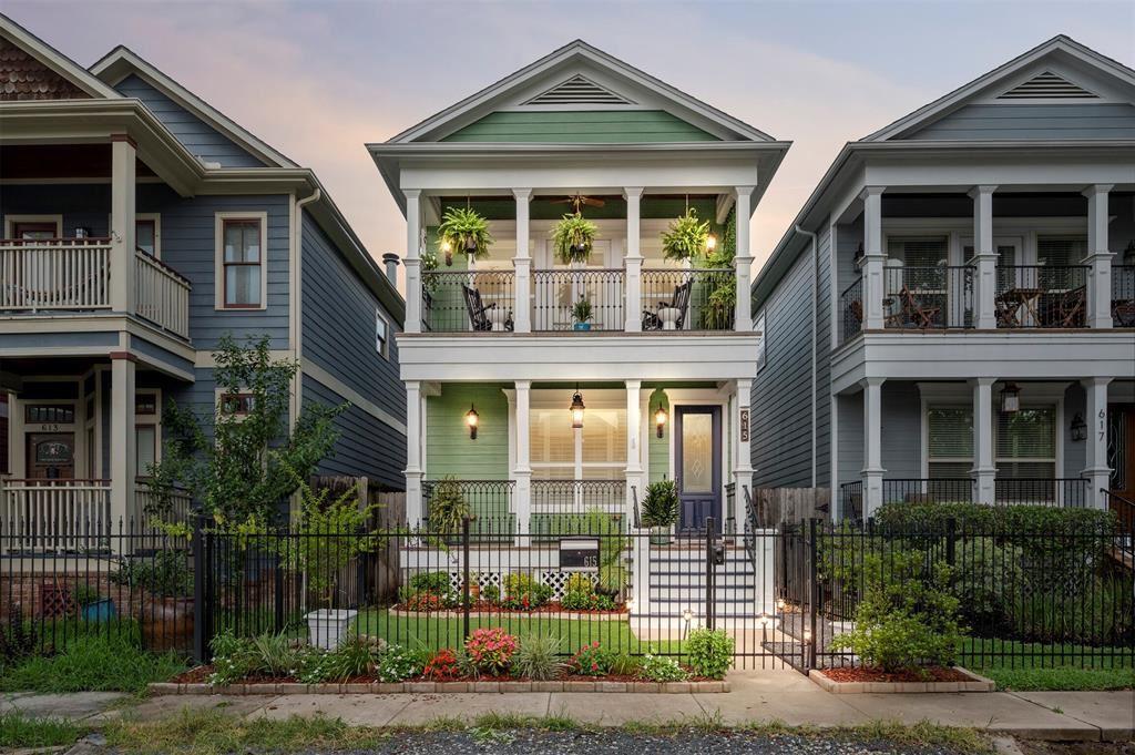 615 E 27th Street, Houston, TX 77008 - #: 97220372