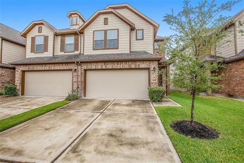 Photo of 8219 Hawthorn Valley Lane, Houston, TX 77095 (MLS # 3581374)