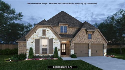 Photo of 4035 Emerson Cove Drive, Spring, TX 77386 (MLS # 70833374)