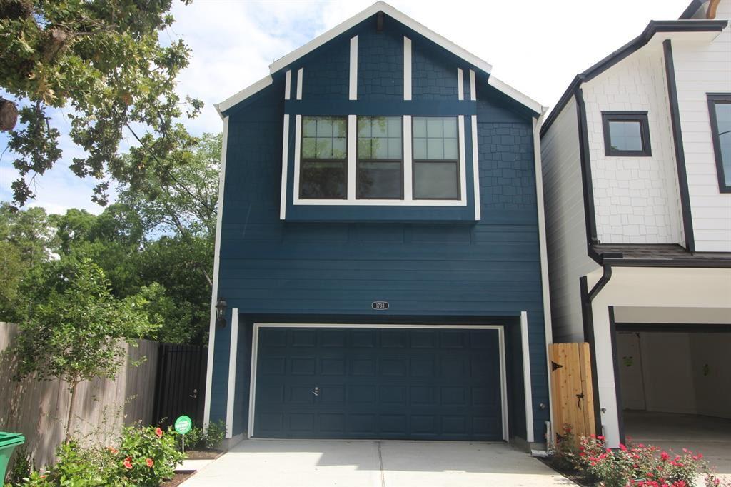 1133 Robbie Street, Houston, TX 77009 - MLS#: 51695374