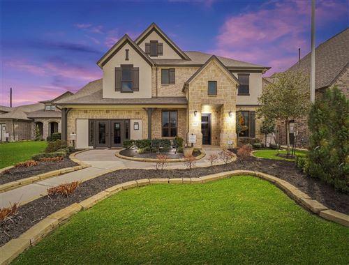 Photo of 15810 Grampian Reach Lane, Humble, TX 77346 (MLS # 39528375)