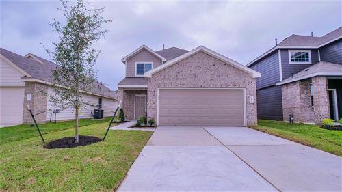 Photo of 3456 Wooded Lane, Conroe, TX 77301 (MLS # 45090376)