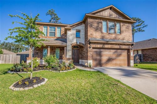 Photo of 14007 Routt Forest Trail, Conroe, TX 77384 (MLS # 62723377)