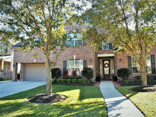 Photo of 11814 Bandera Creek Lane, Humble, TX 77346 (MLS # 12084382)
