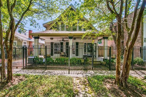 Photo of 409 Bomar Street, Houston, TX 77006 (MLS # 53379382)