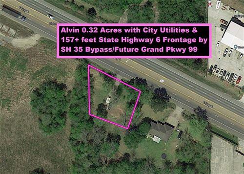 Photo of 3610 E Highway 6 Highway, Alvin, TX 77511 (MLS # 96534382)