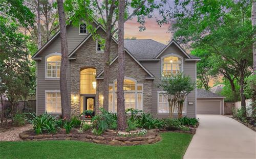 Photo of 22 Classic Oaks Place, The Woodlands, TX 77382 (MLS # 85683383)