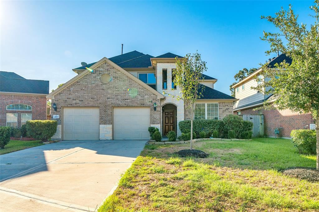 4807 Eagles Glen Drive, Houston, TX 77069 - MLS#: 34353383