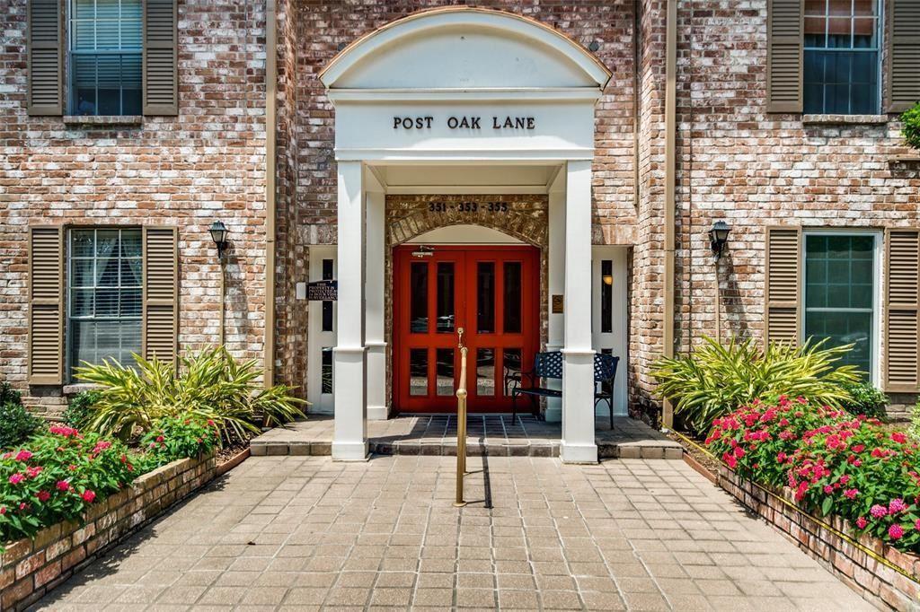 357 N Post Oak Lane #114, Houston, TX 77024 - MLS#: 10776386