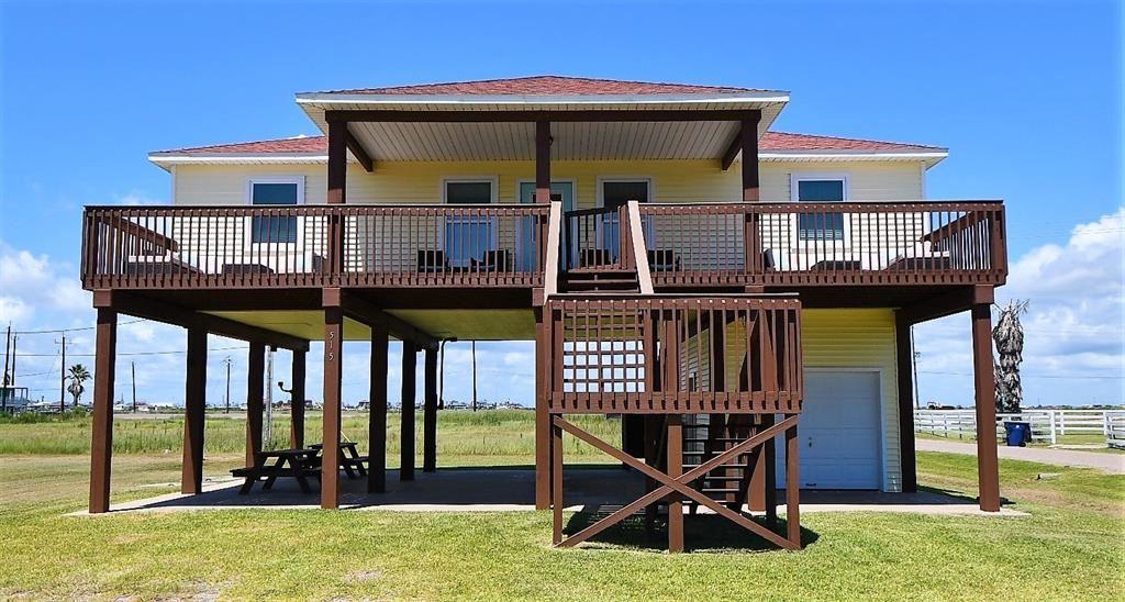 515 Rays Way, Surfside Beach, TX 77541 - MLS#: 13888387