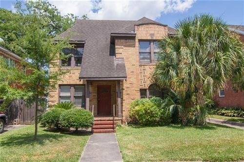 Photo of 1603 Driscoll Street, Houston, TX 77019 (MLS # 51062389)