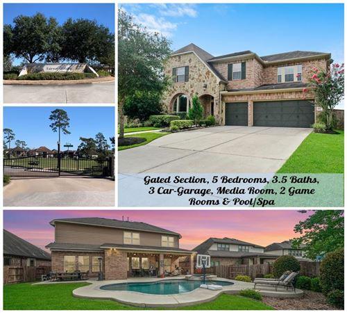 Photo of 8110 Caroline Ridge Drive, Humble, TX 77396 (MLS # 9931389)