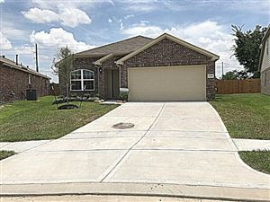 Photo of 2726 Cold River Drive, Humble, TX 77396 (MLS # 44496390)