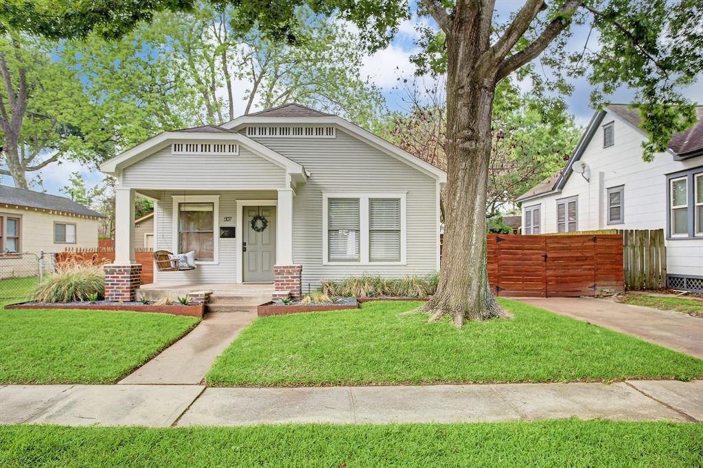 1107 Winston Street, Houston, TX 77009 - MLS#: 34063391