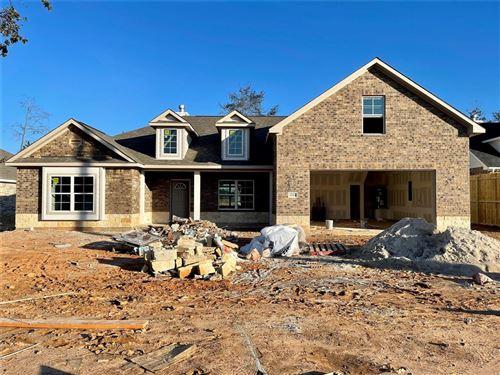 Photo of 12324 N Chestnut Hills Dr, Conroe, TX 77303 (MLS # 74863392)