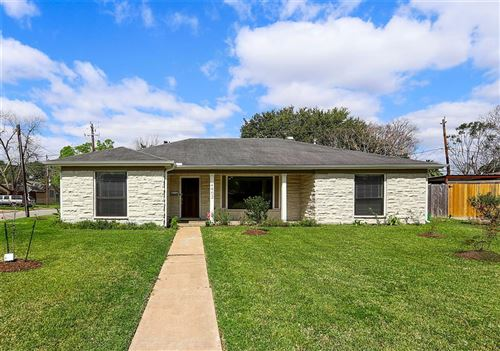 Photo of 4903 Marietta Lane, Houston, TX 77021 (MLS # 53543393)