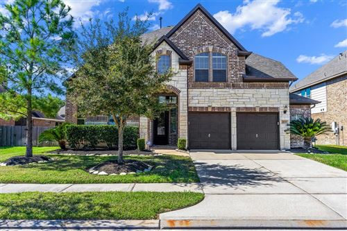 Photo of 4630 German Bend Drive, Humble, TX 77396 (MLS # 93164393)